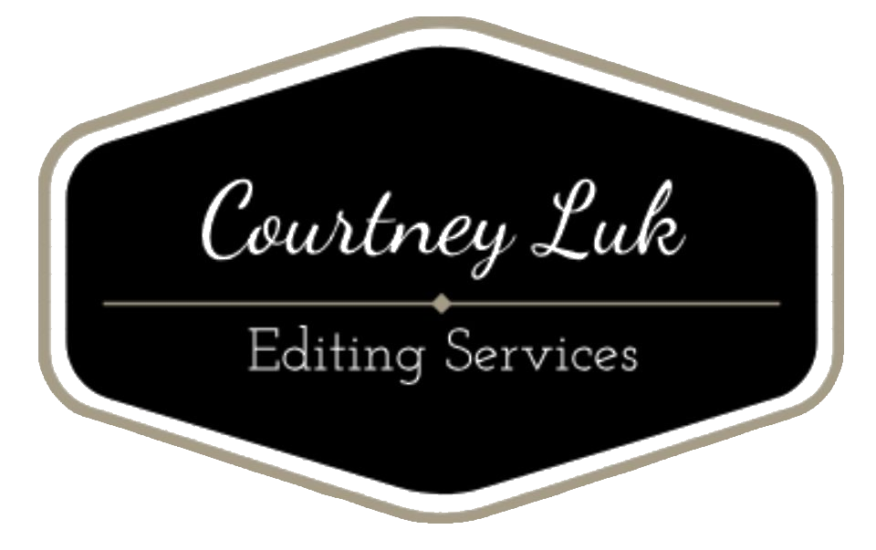 Courtney Luk Editing Services