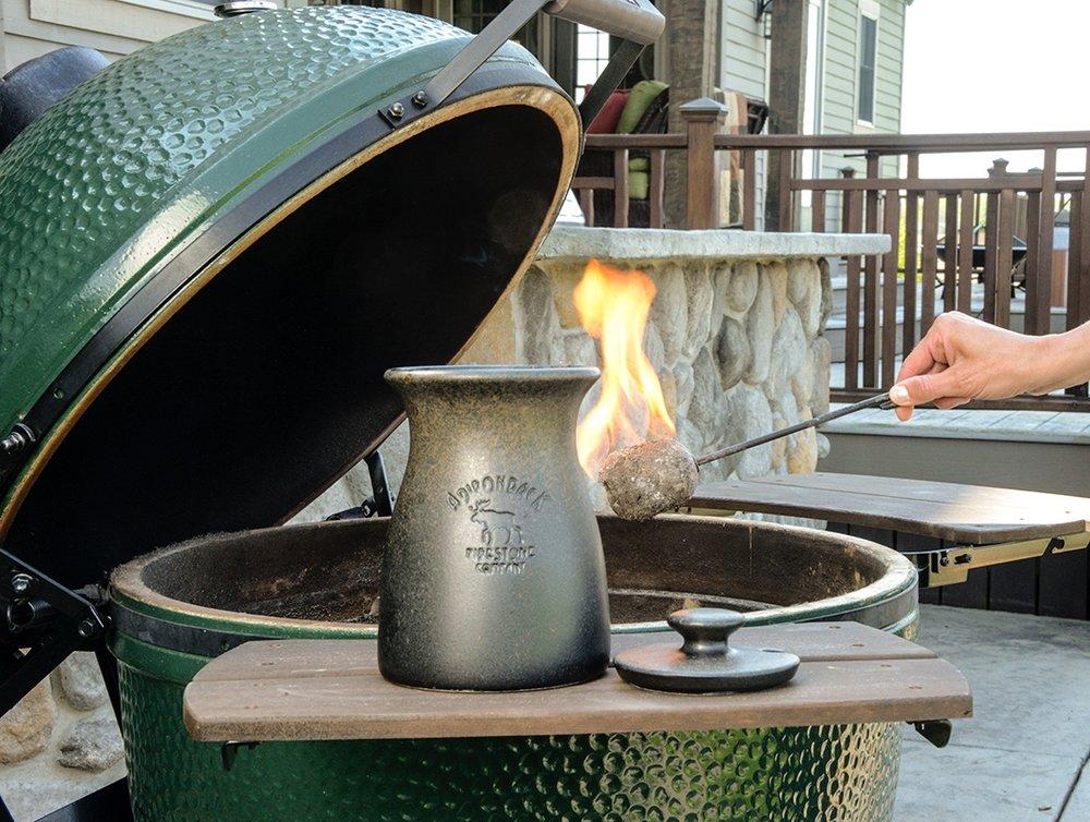 Ceramic Grills