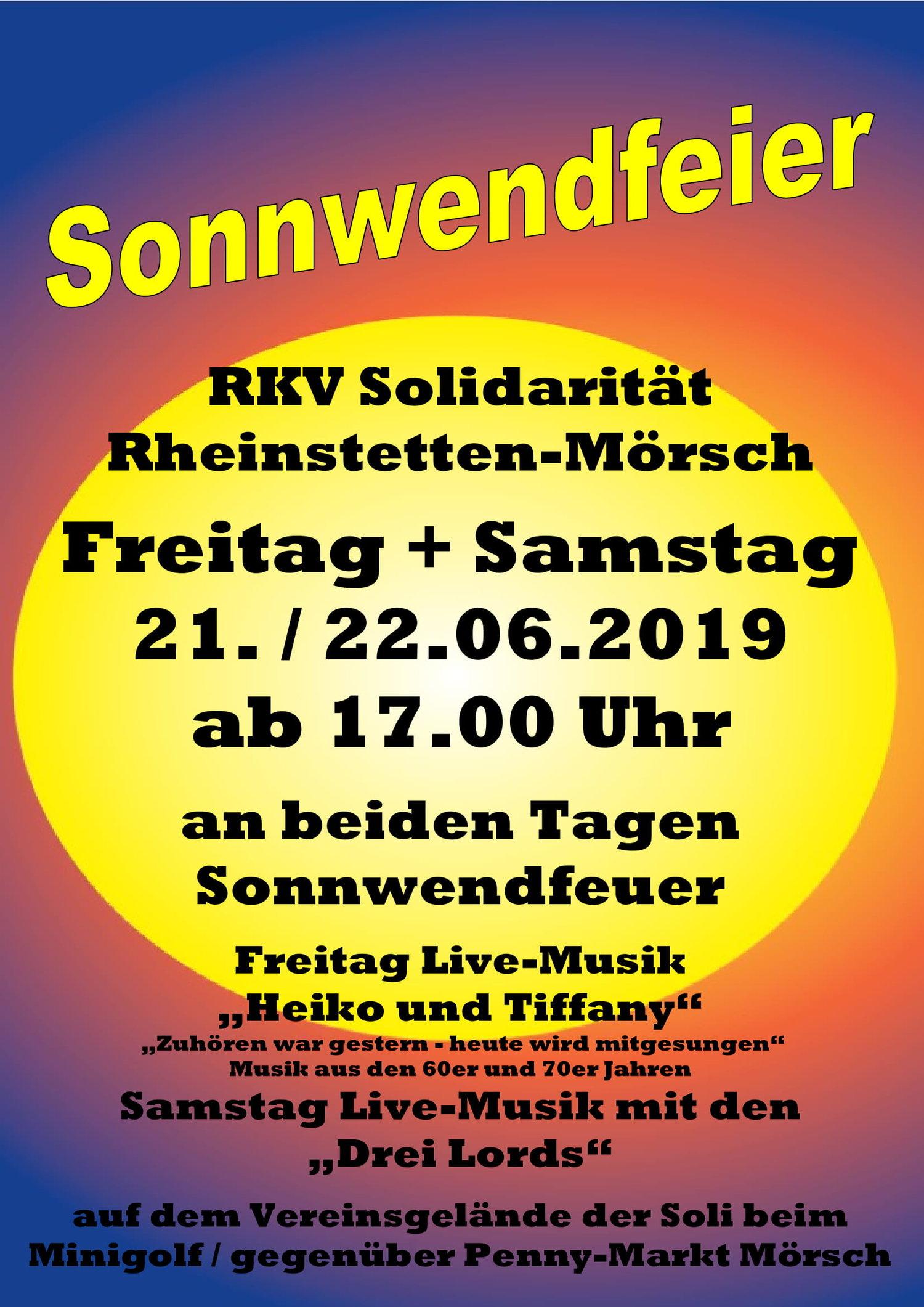 sonnwendfeuer reichenbach im täle 2019