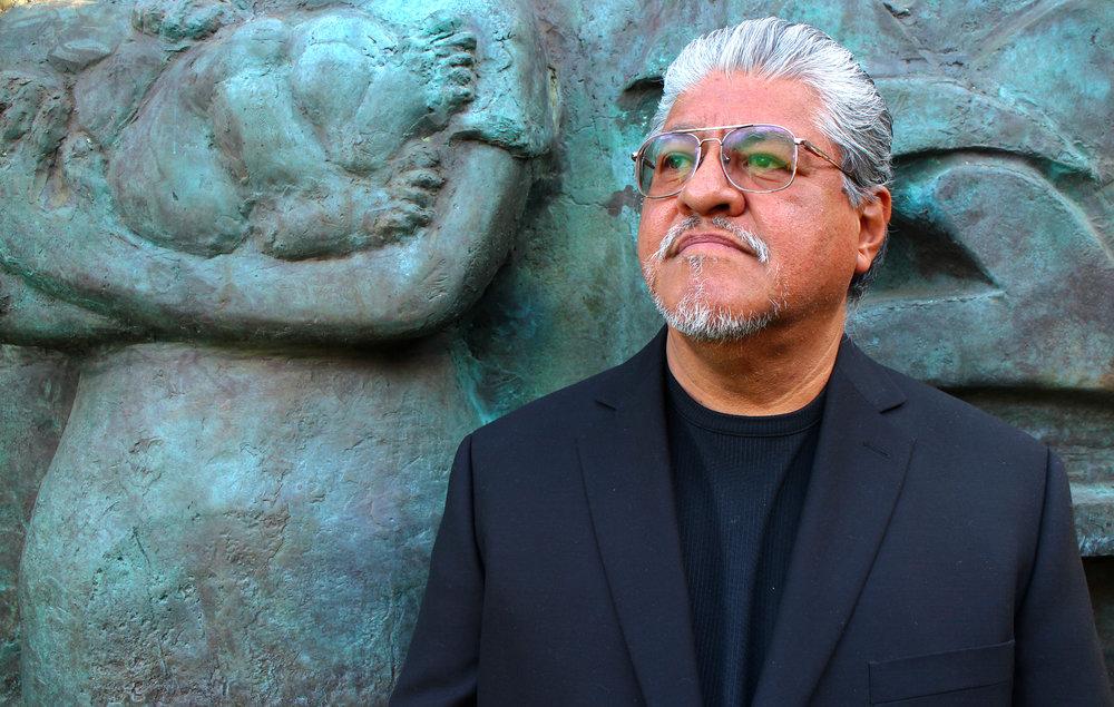 Luis J. Rodriguez, Fresno, California 2014
