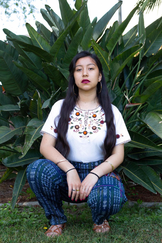 Edna Chavez, Los Angeles, California 2018