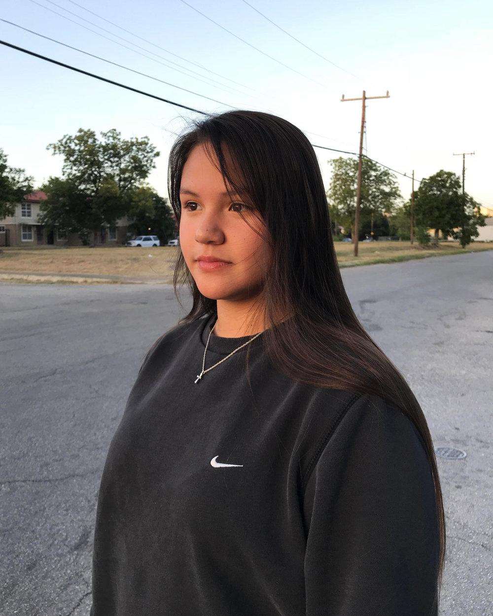 Sophie, San Antonio, Texas 2018. (iphone 7)