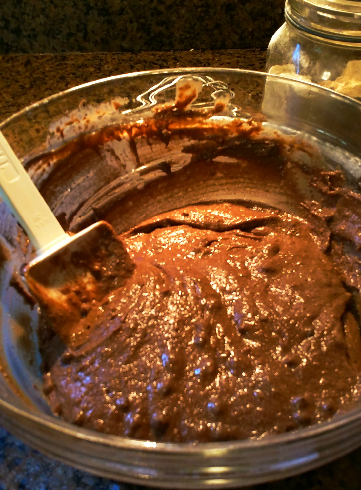 chocolate batteredited