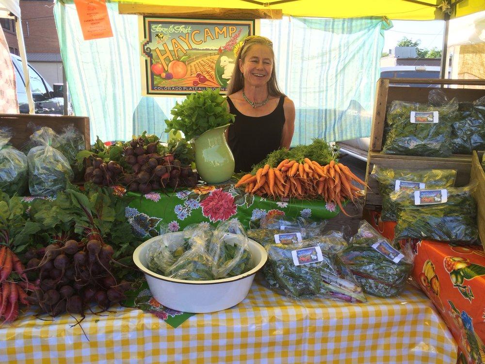 Nina Williams, Haycamp Farm