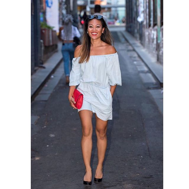 🤩... Because #April is my fave month 💕 #BirthdayWeek #Aries • • • • • #Melbourne #Fashion #MelbourneFashion #Witchery #AlleyWay #Autumn #Playsuit #Love #Birthday #Happy #Grateful #Blogger #FashionFilm #SheenaReyes #Filmmaker