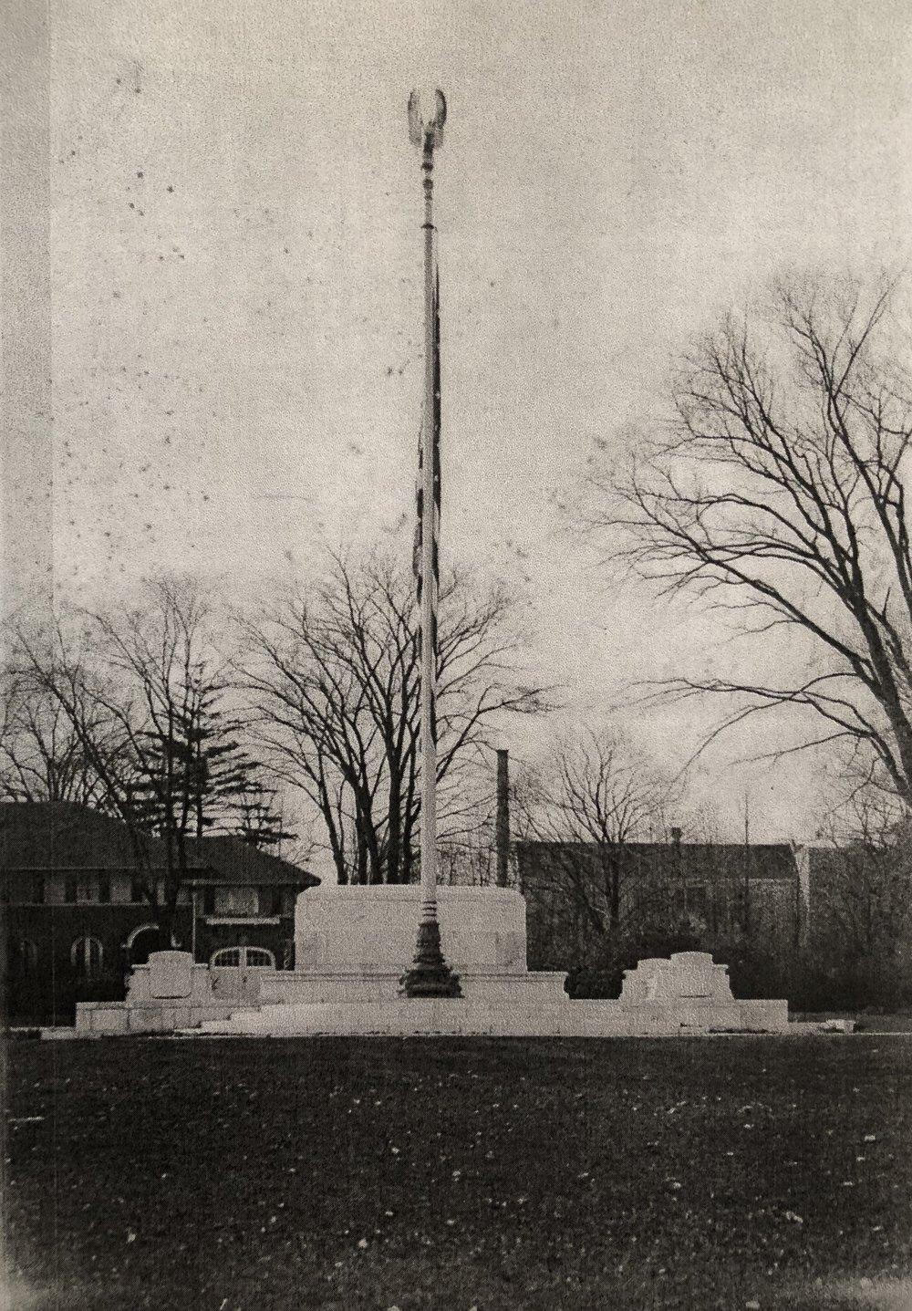 Cenotaph 1938