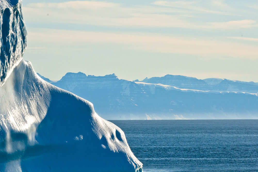 Iceberg —Scoresby Sund