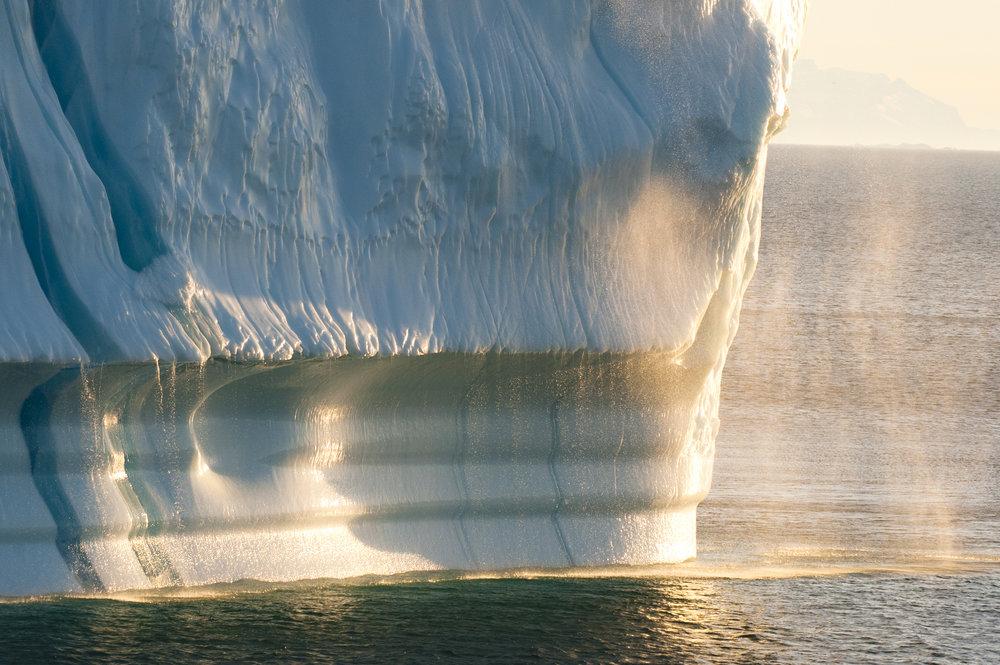 Iceberg Cascade
