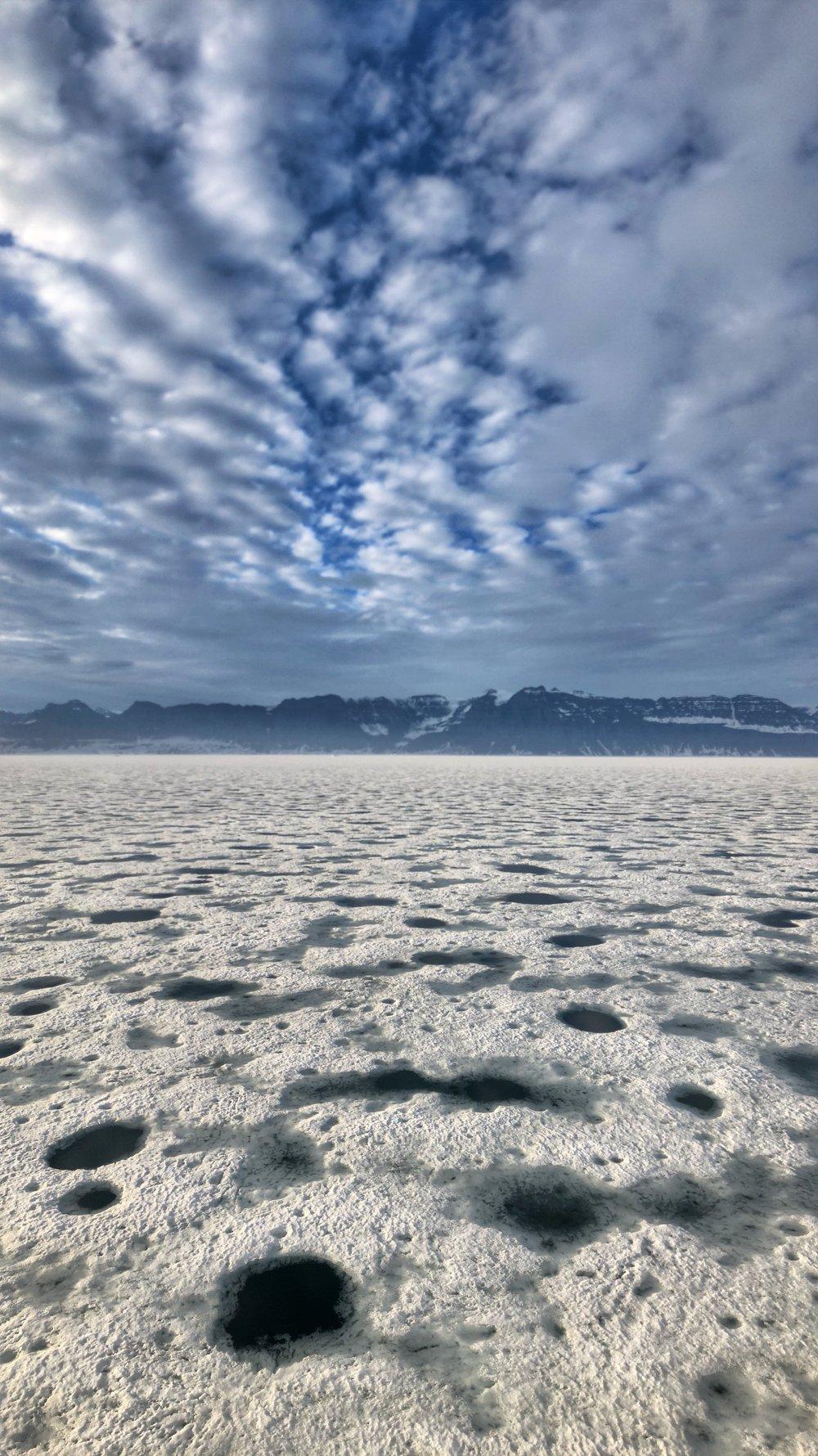 Rotten Sea Ice, Scoresby Sund