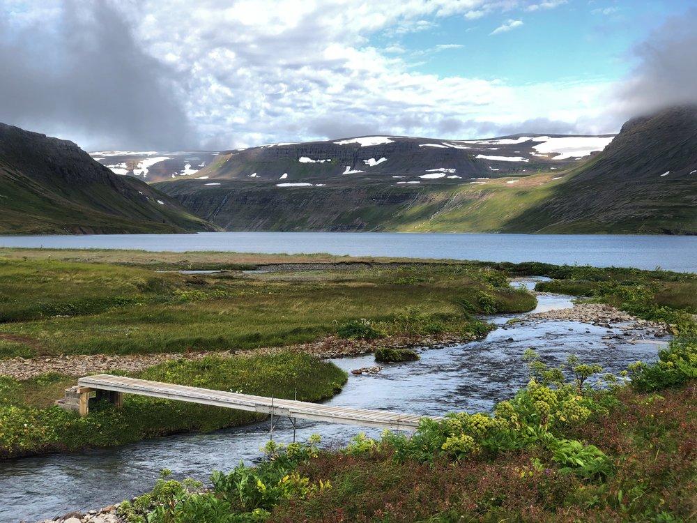 Hornstrandir National Park —Hesteyri, Iceland