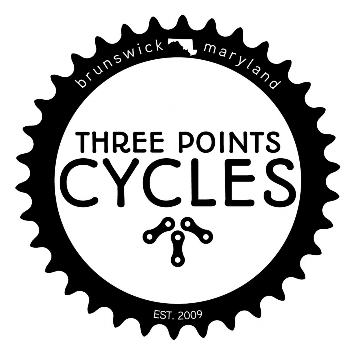 Three Points Cycles