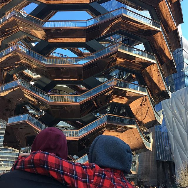 My guardians of the galaxy#hudsonyards #isthisnyc