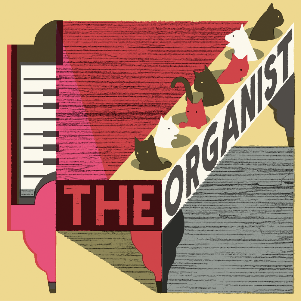 - I edit and produce KCRW's and McSweeney's The Organist, an experimental arts and culture podcast hosted and distributed by KCRW and the award-winning monthly magazine, Believer, published by McSweeney's. The show includes reported stories, interviews, comic radio drama, reviews, and more.