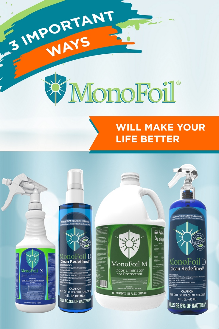 Like what you've seen? - Share this page and your MonoFoil story on Social Media.