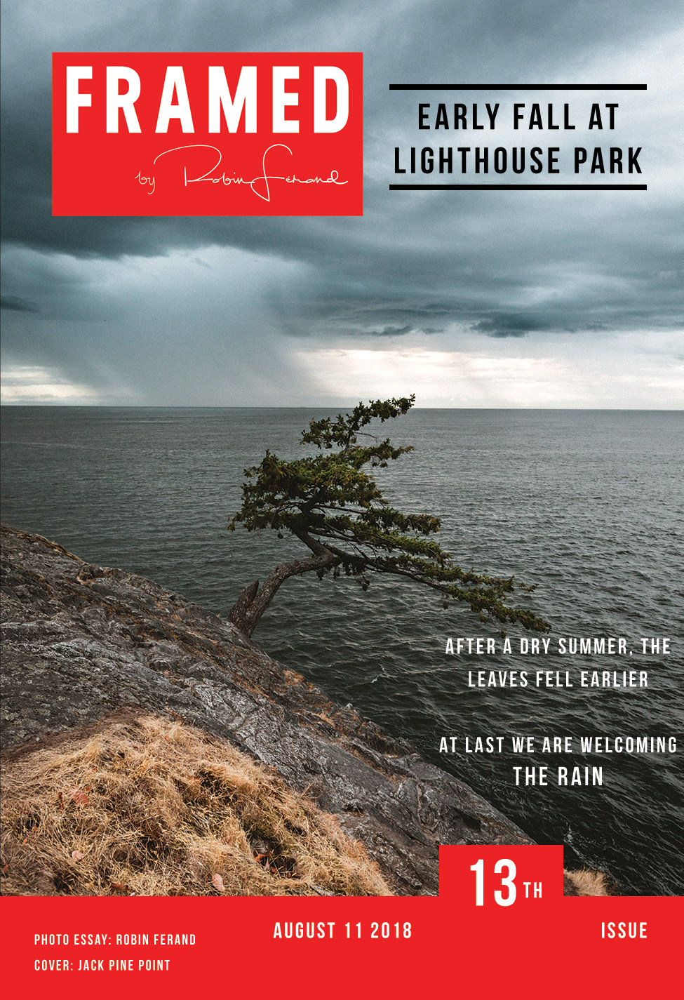 13th issue - Early Fall Lighthouse Park.jpg