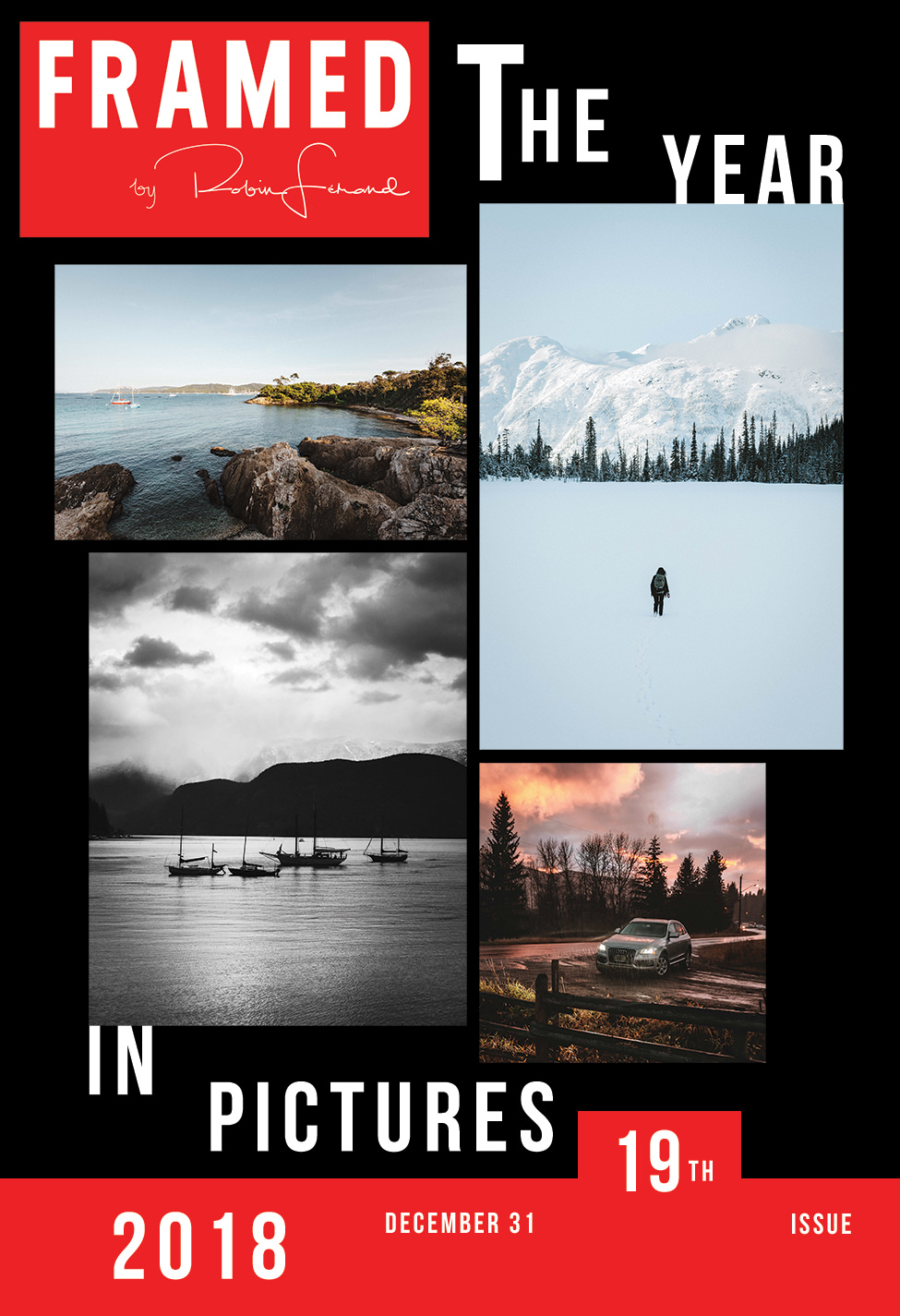 2018: The year in pictures - We are now a few days away from 2019. It seems like I won't be shooting before we reach 2019. This is the time to take a glimpse at this past year. Working full-time job doing videography and photography with a great team of creatives, 2018 was another year of constant learning through exciting professional projects. This was also a good year for traveling, exploring further the province of BC, driving to Alberta in the Fall but also flying back home in France mid-September which granted us a warm summer by the Mediterranean Sea and an introduction to the fall colours in the French Alps...This issue will gather my top 15 favourite shots of 2018. Thank you for reading and I wish you a happy new year.