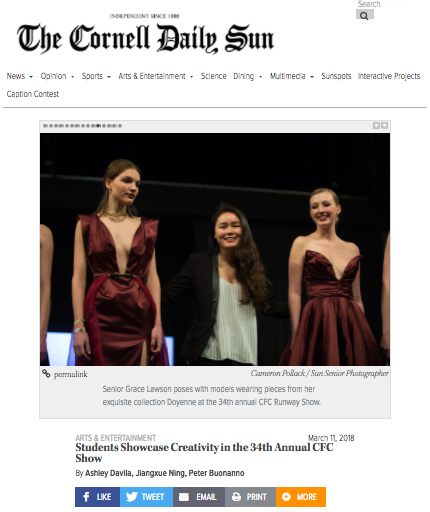 CFC Daily Sun 2018