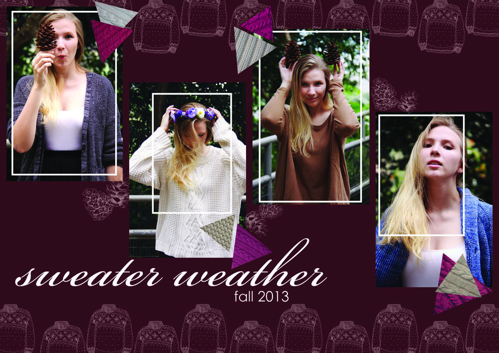 Sweater Weather - 2013
