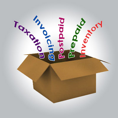 Out of the Box - - Smart Inventory- Taxation & Invoicing- Point of Sale- Built-in Reporting Platform