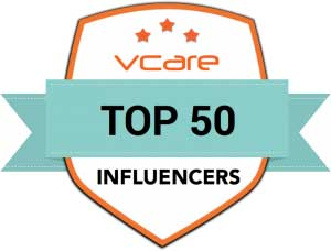 Vcare Top50 Influencers