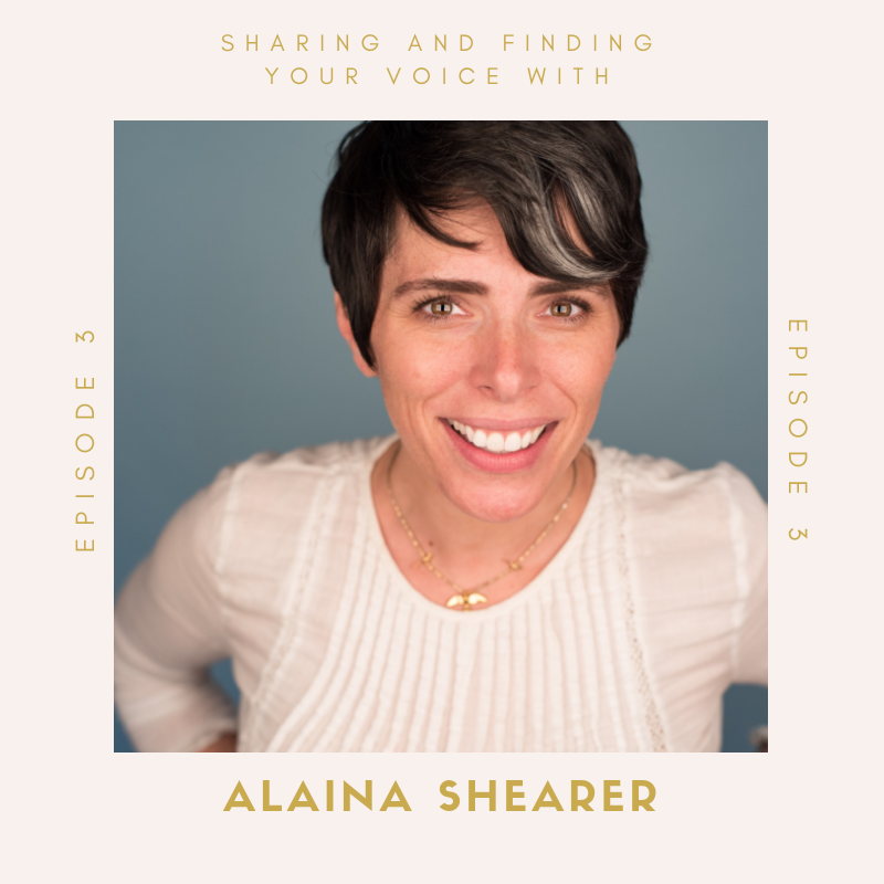 The Brava Podcast Alaina Shearer
