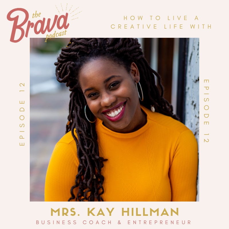 Mrs Kay Hillman The Brava Podcast