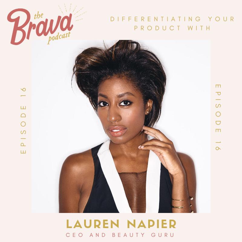 Lauren Napier The Brava Podcast