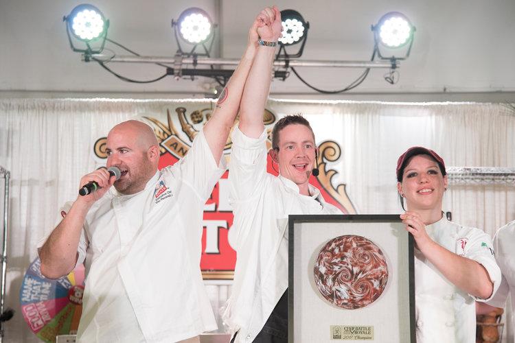 Chef Battle Royale Champion Trevor Ploeger