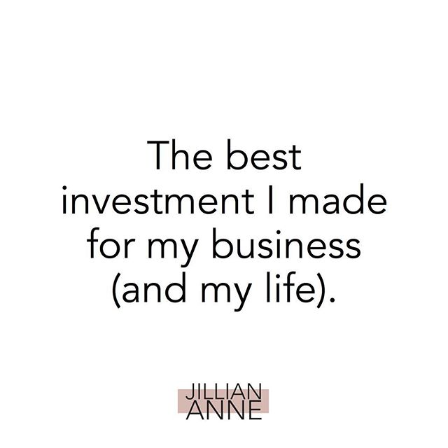"The best investment I made for my business (and my life) wasn't a clear cut ""business"" purchase. Not in the way purchasing a website domain, or spending money on a bookkeeper is. For me, it was purchasing The Body Course with @annikamartins. ⠀⠀⠀⠀⠀⠀⠀⠀⠀ I have spent my whole life being an overachieving, perfectionist, people pleaser in an effort to make up for my deep inner belief that I was unworthy. Why did I feel unworthy? Because I deemed my body unacceptable and shameful. ⠀⠀⠀⠀⠀⠀⠀⠀⠀ So, at the beginning of last fall, I took a hard look at my life. I was in the midst of a work burnout and knew that starting my own business was my next step, but was feeling intense anxiety about the amount of visibility that requires. After all, how can I effectively market myself when I'm ashamed of being seen? How would I be able to charge what my work is worth and set clear boundaries if I felt unworthy of it all? ⠀⠀⠀⠀⠀⠀⠀ Enter The Body Course and @annikamartins. Going through this course as I was launching my business was the absolute best investment and decision I made. For the first time in my life I am not embarrassed about being seen or constantly hustling in an effort to prove that I'm worthy and it's 100% because of working through Annika's clear action steps in her course. ⠀⠀⠀⠀⠀⠀⠀ Annika has just opened up the registration for the next round of The Body Course and if you're currently dealing with any uncomfortableness in your body, and this includes being a doormat to other people and not showing up for your dreams, then I URGE you to invest in yourself and sign up for the course. ⠀⠀⠀⠀⠀⠀⠀ p.s. I'm not being compensated in anyway to share this. I just feel so passionate about sharing this course, because of the effect it has had on my life.  #communityovercompetition  #onlinebusinessmanager  #womenentrepreneur #womensupportingwomen #creativebiz #businessgrowth #bizgrowth #realtalk #smallbiz #solopreneur #soulpreneur #feamc #creativepreneur #purposedriven #sayyestosuccess #authenticity #worksmarternotharder #dowhatmakesyouhappy #womensupportingwomen #dowhatyoulove #fueledwithheart #doitfortheprocess #bodypositivity"