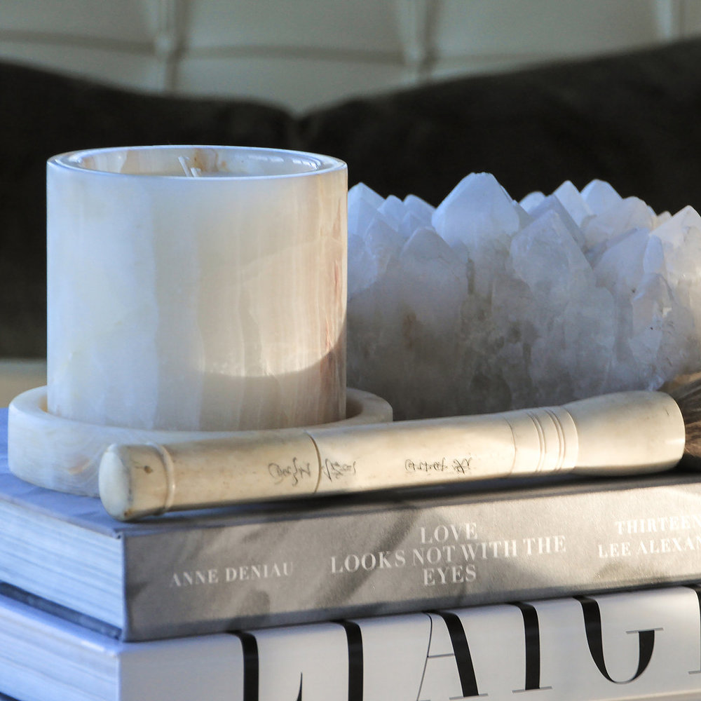 COCO LUX ONYX CANDLE