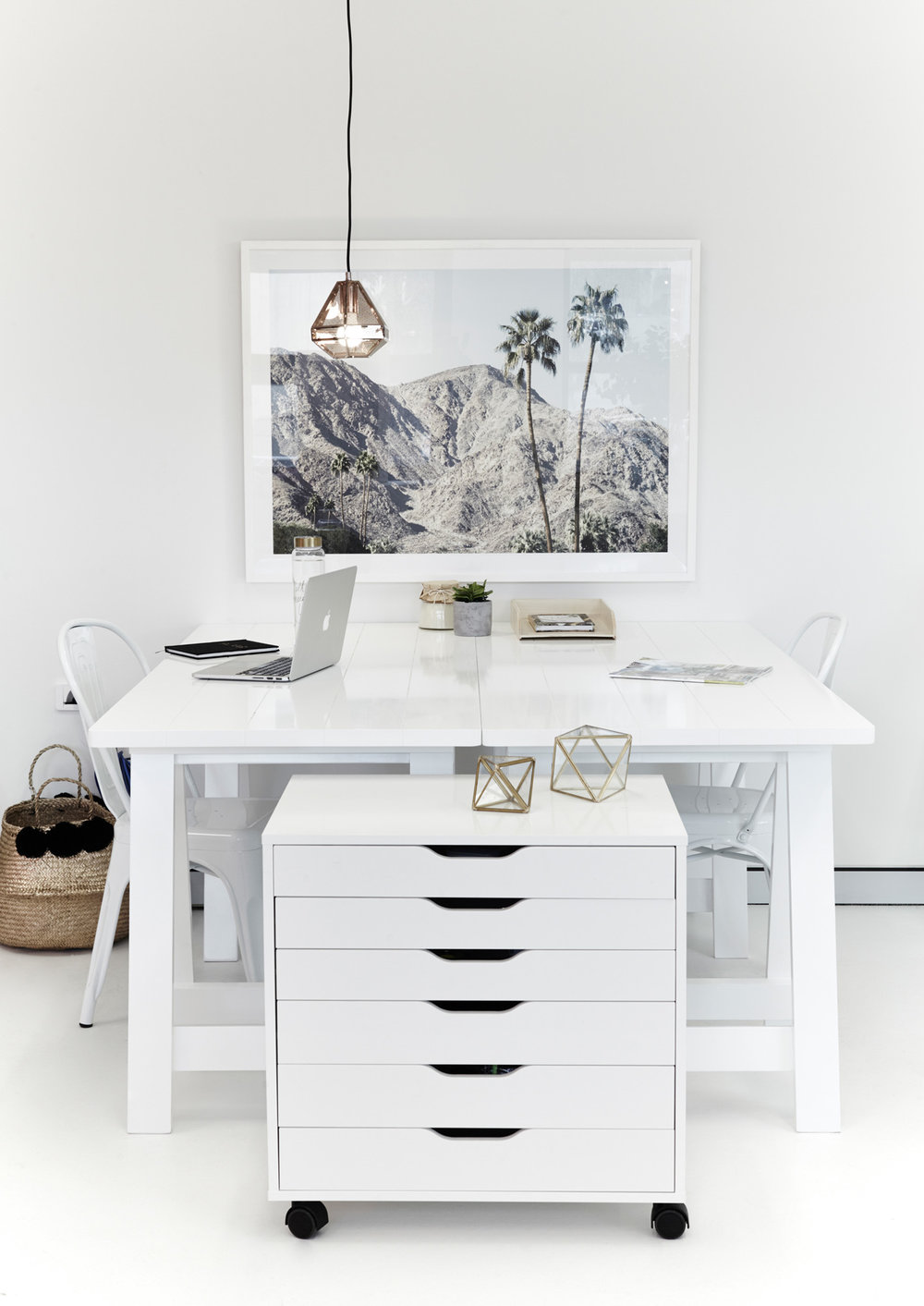 ARTWORK - OZ DESIGN FURNITURE DESK -  FREEDOM