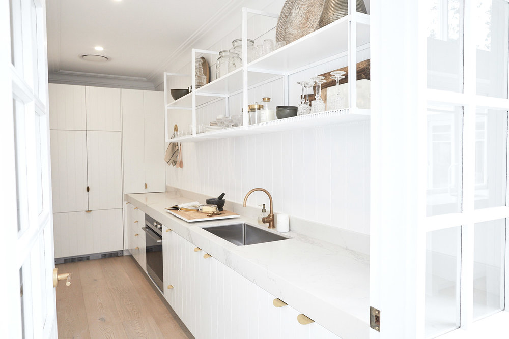 Butlers Pantry, Kitchen Design, Integrated Appliances