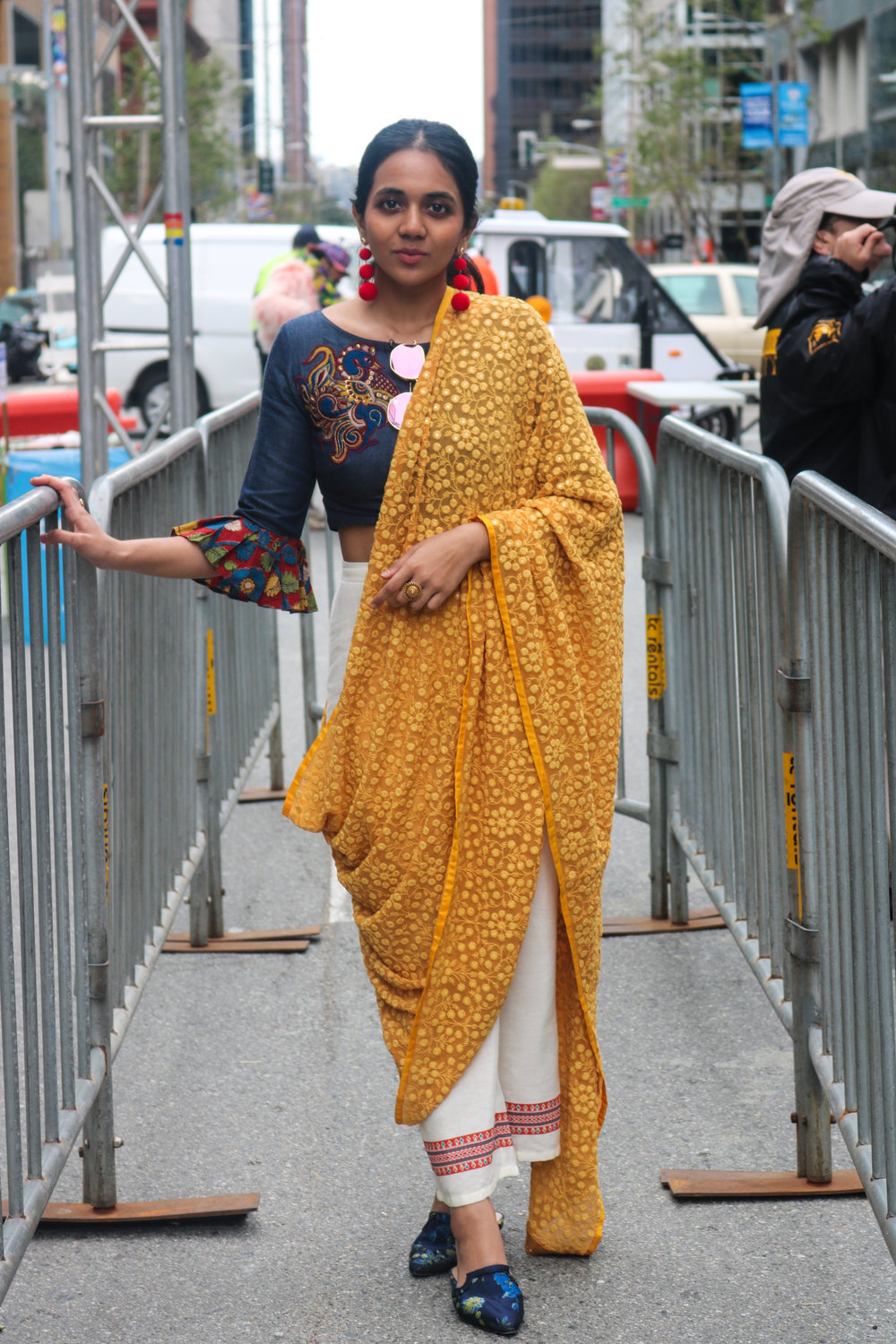 dupatta-draped-like-sari
