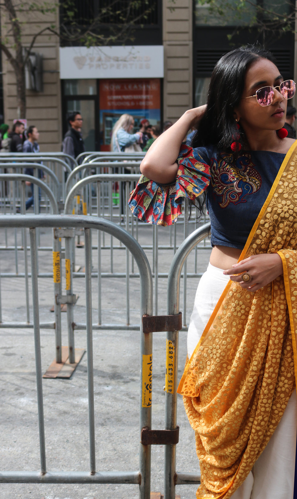 sari-with-culottes