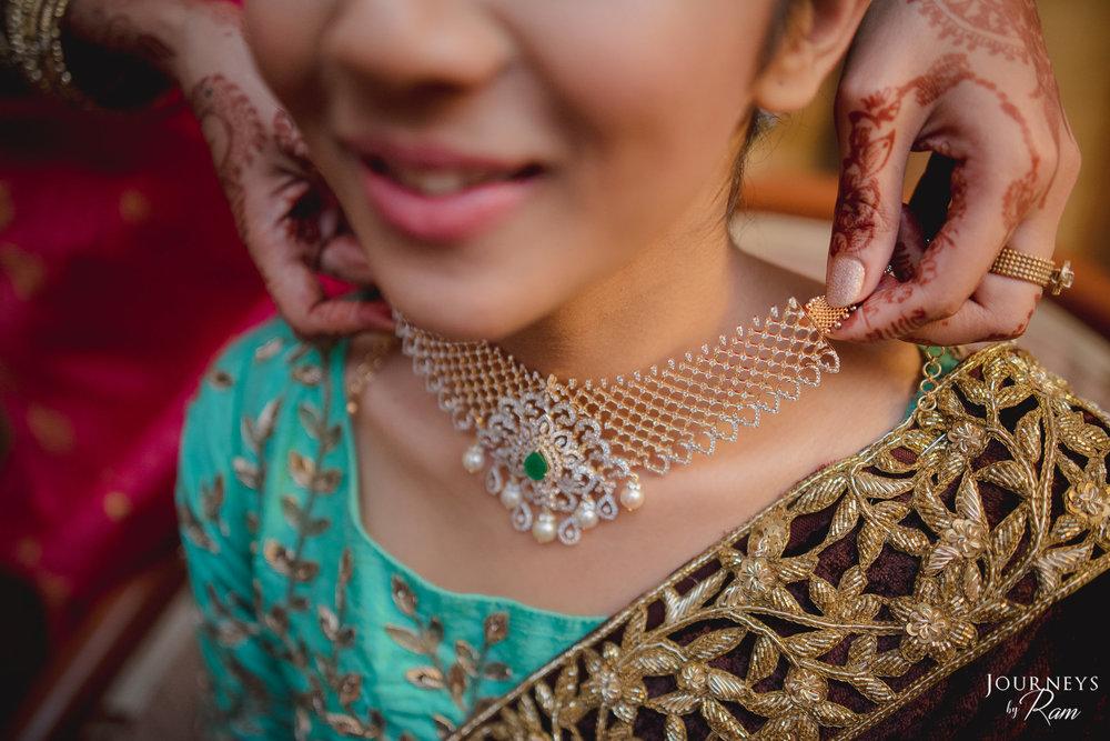 Wedding Day Look 1