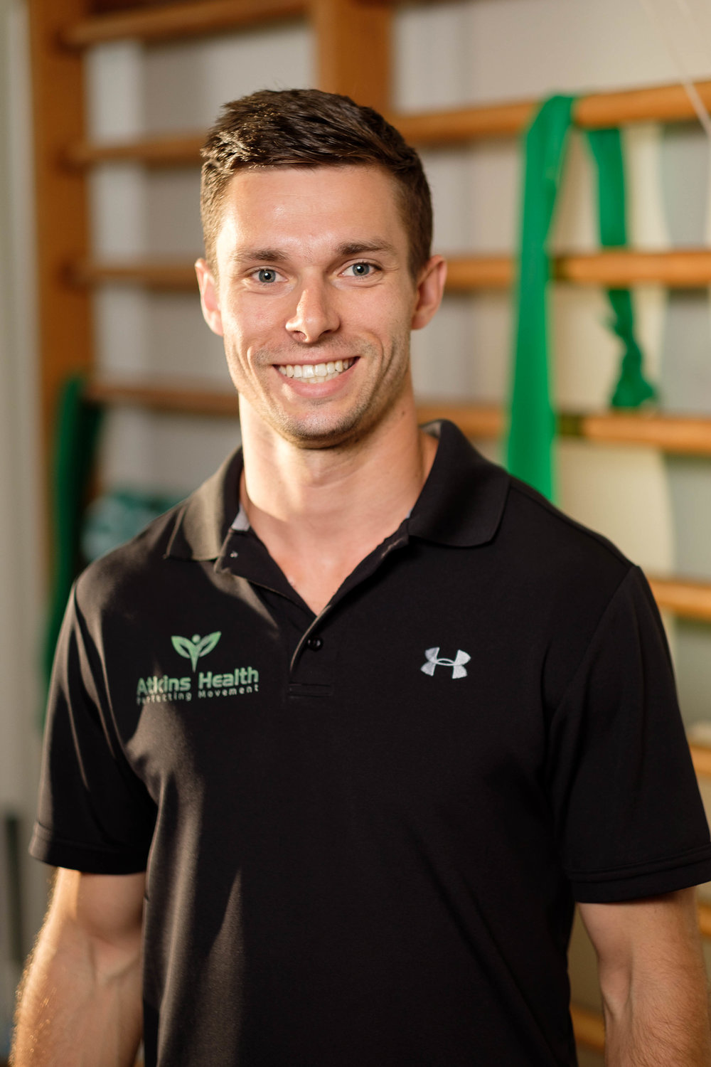 Matthew Ternes   Accredited Exercise Physiologist  Practice Manager