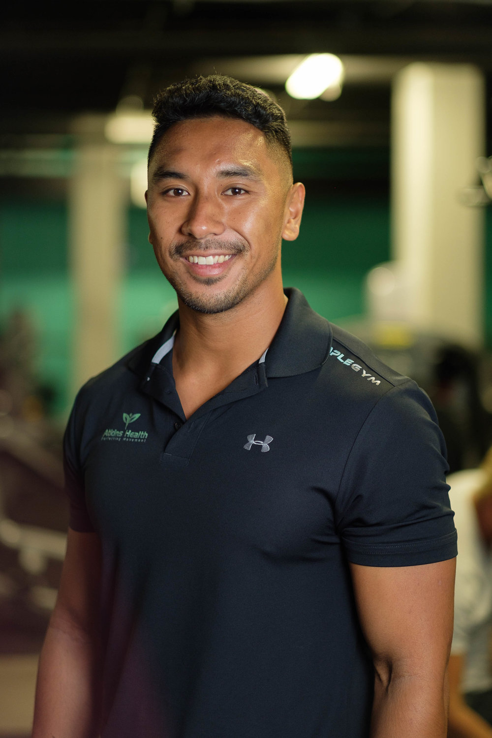 Carlo Alimboyong   Accredited Exercise Physiologist