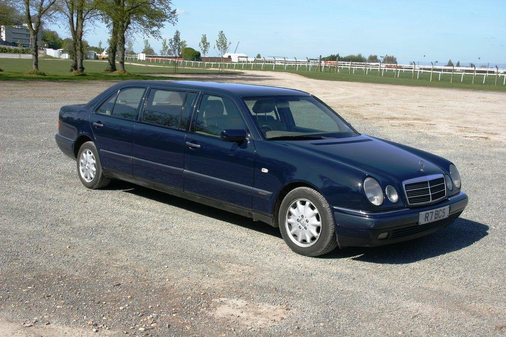 1998 Mercedes Limousine