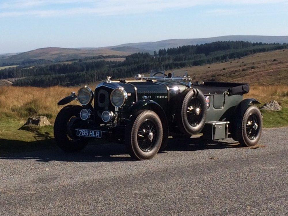 Bentley Forty