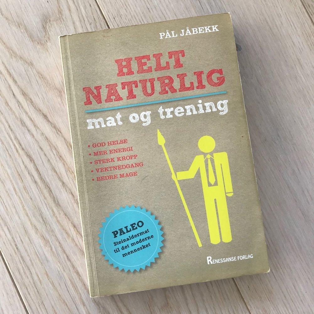 En lettlest og fin bok om kosthold og trening, med fokus på Paleo (steinalderdiett). Pål Jåbekk har også en fin podcast man kan lytte til og en  blogg  med mye interessante poster.