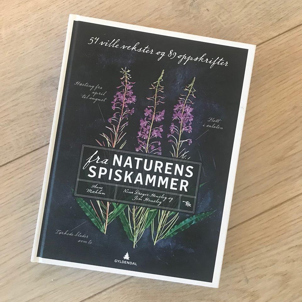 Hvor fantastisk er det ikke med en bok som forteller deg alle de rare tingene naturen har å by på, og som kan spises? Ta deg en tur i skogen og plukk ville vekster til middagen. Inneholder en rekke deilige oppskrifter.