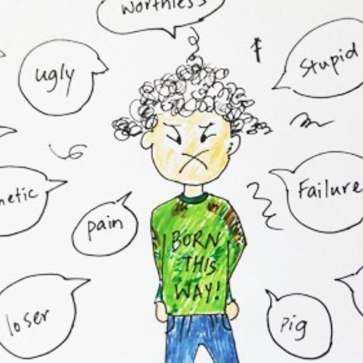 Er dette deg? Hva om du kan bytte ut alle de negative ordene med positive ord?