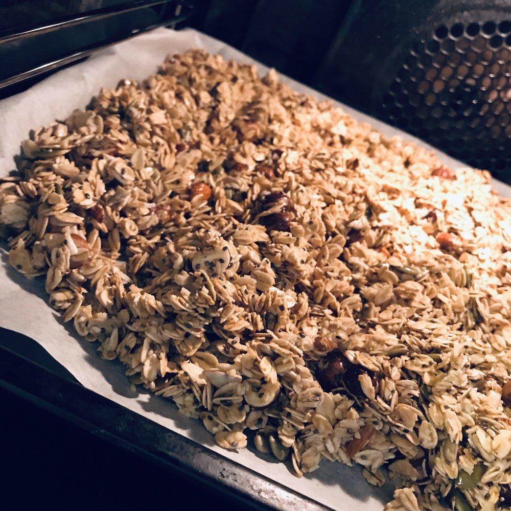 hjemmelaget-granola-sunn-frokostblanding