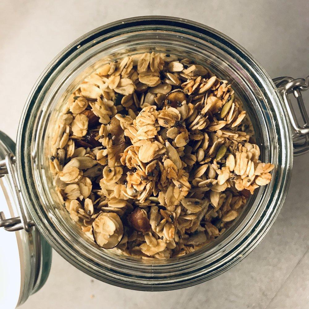 hjemmelaget-granola-kanel