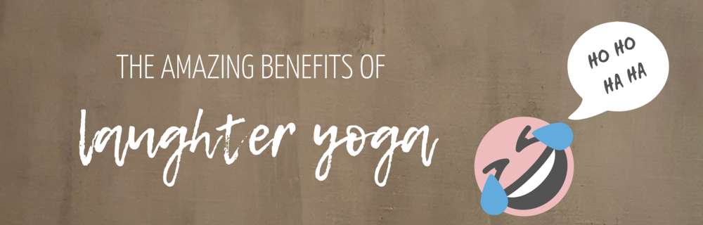 The amazing benefits of laughter yoga