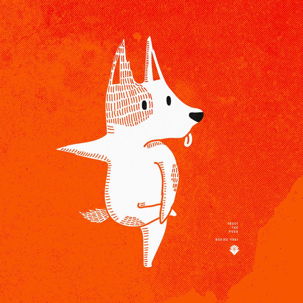Doga Dog, Trust the Yoga