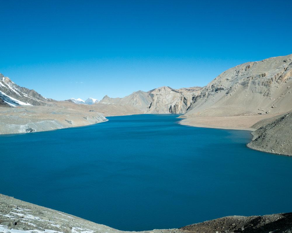 What else than a tilicho lake itself!
