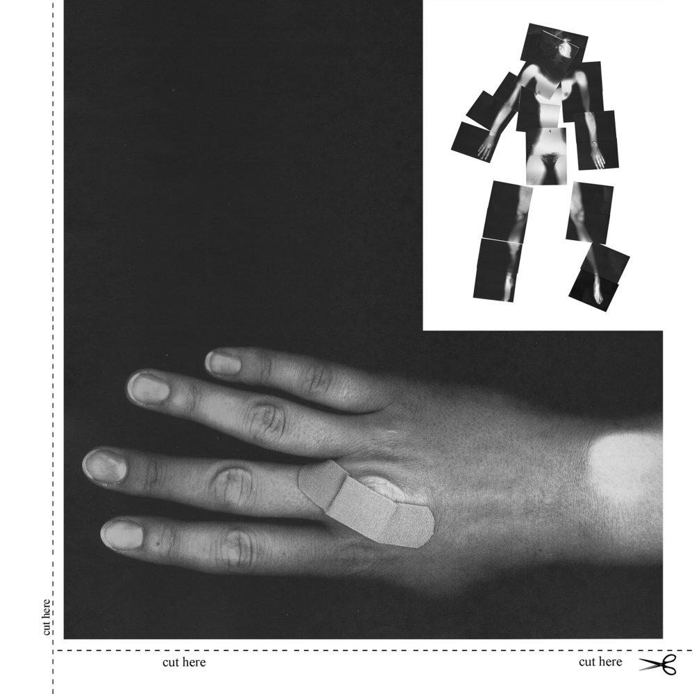Photocopy Body Kit, book produced by Alice