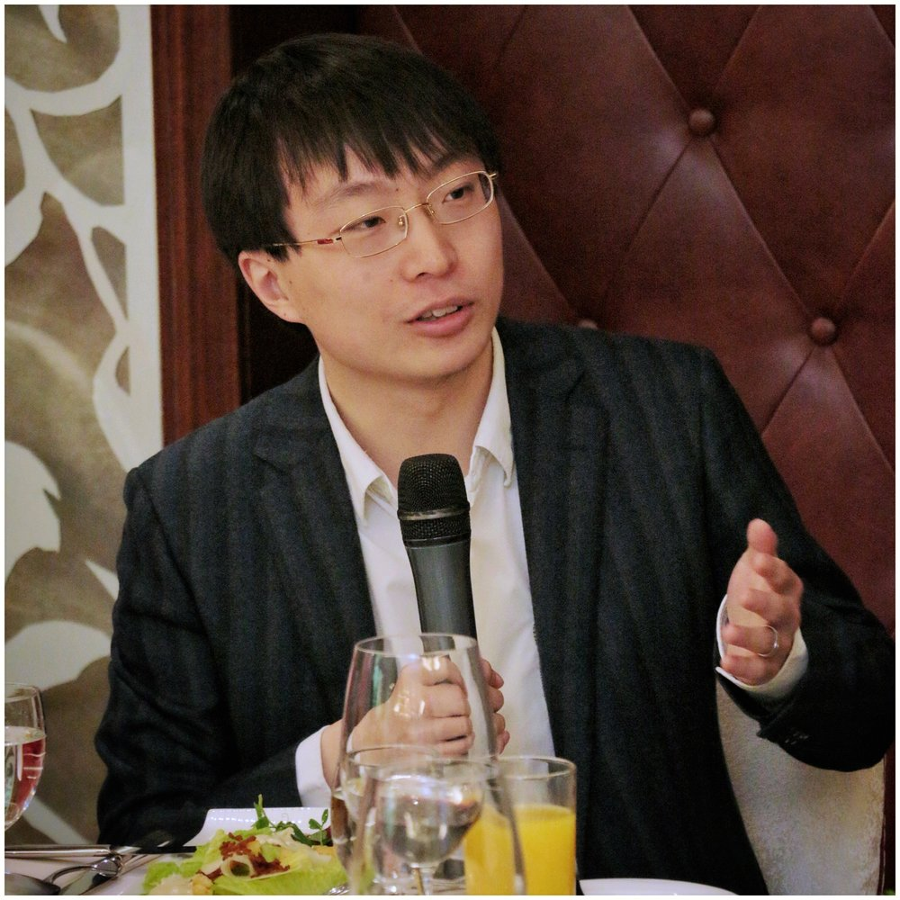 Jiannan ZHANG  CEO, TopHacker Group