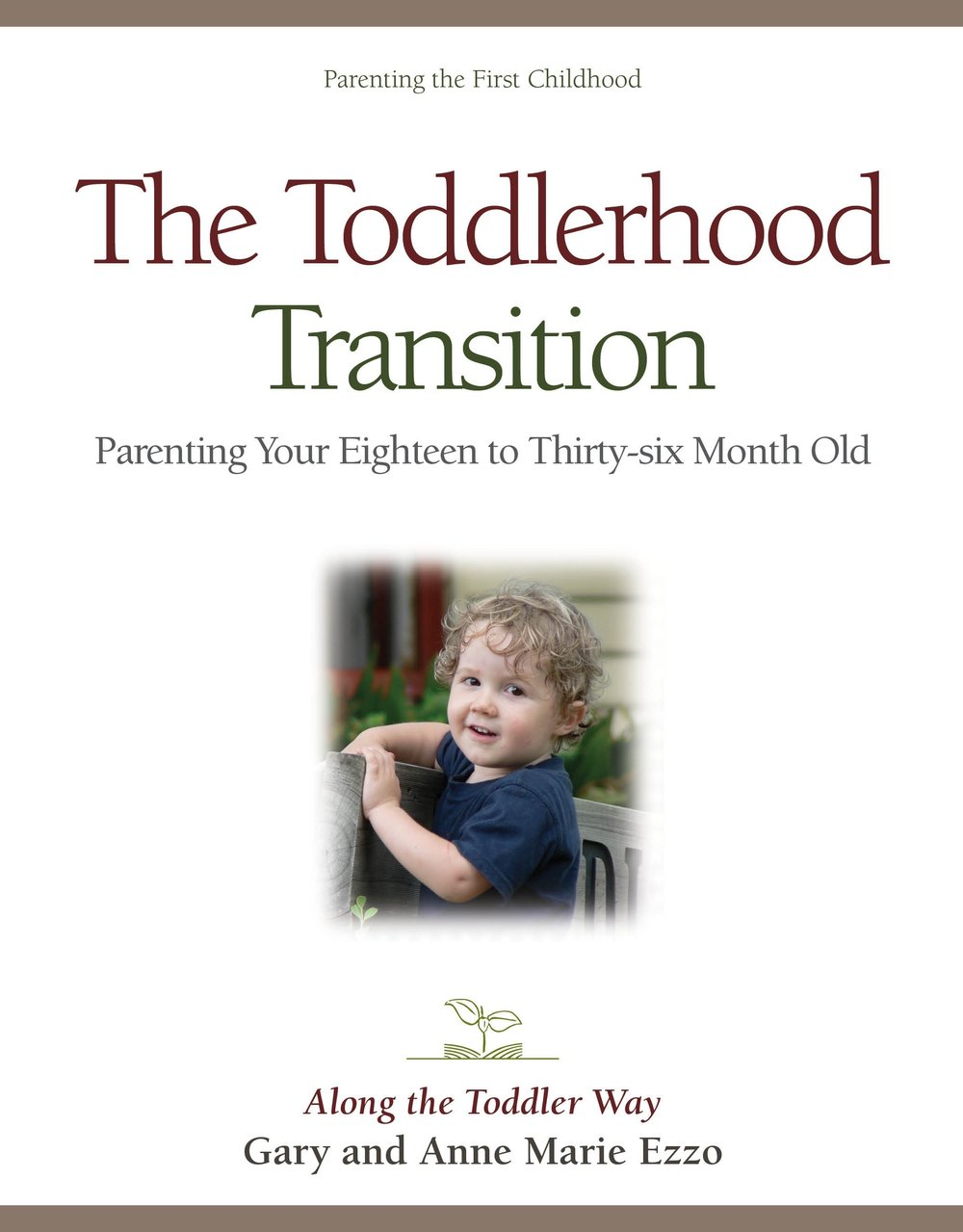 """In just over a year-and-a-half, the once helpless infant emerges as a little moving, walking, talking, exploratory person marked by keen senses, clear memory, quick perceptions, and unlimited energy. He emerges into a period of life known affectionately as the """"Toddler Years"""".  The Toddlerhood Transition  series focuses on a brief, but significant window of growth; a vibrant period of a child's life, from eighteen to thirty-six months-of-age. This is an amazing, spontaneous, engaging, yet challenging period for the emerging child and his parents."""